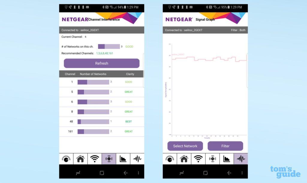 configuración Netgear EX6200 desde smartphone