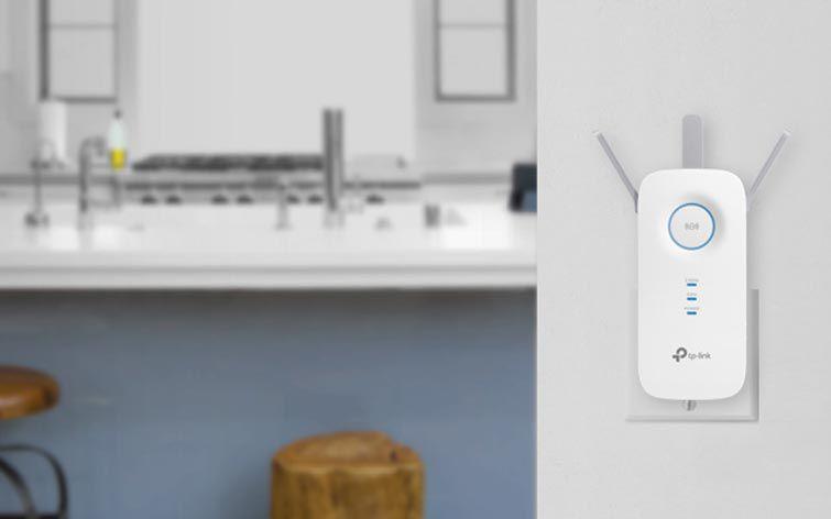 Repetidor wifi TP-Link RE650 AC2600 gran calidad precio